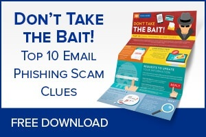 Phishing Scam Infographic