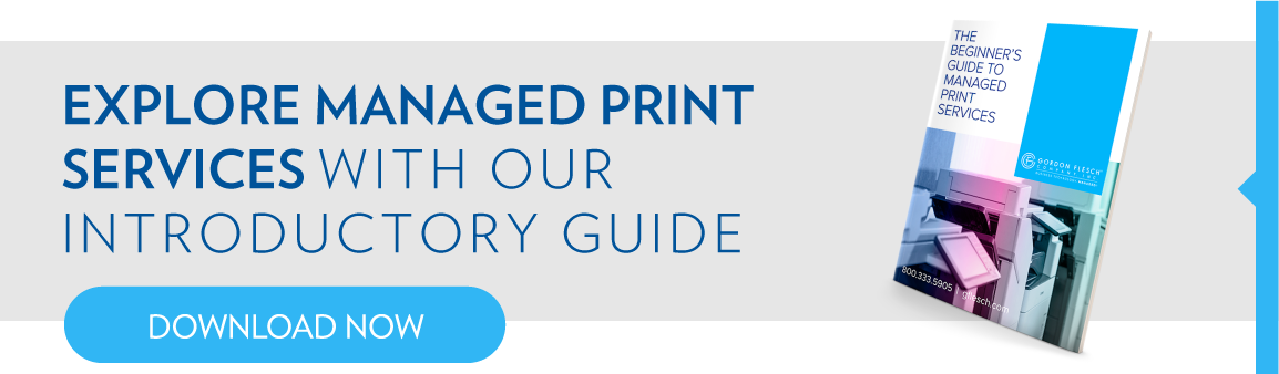 Intro to Managed Print Services Guide CTA