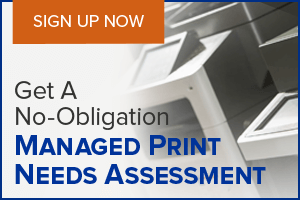 Managed Print Services Needs Assessment