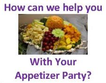 Appetizer catering dfw