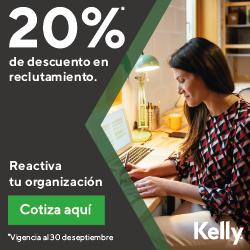 Descuento Reclutamiento Kelly
