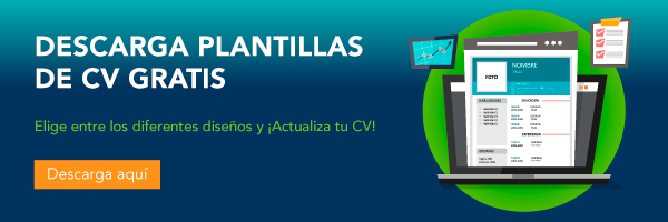 Descarga plantillas de CV gratis
