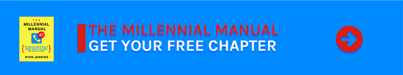 The Millennial Manual by Ryan Jenkins - Free Sample Chapter
