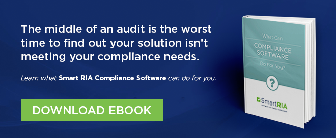 Why RIA Compliance Is a Major Competitive Advantage