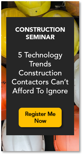 technology seminar for construction contractors