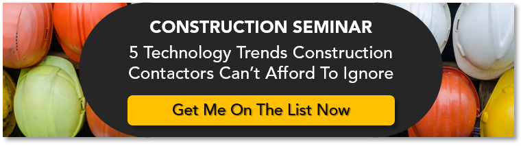 technology trends seminar for construction contractors