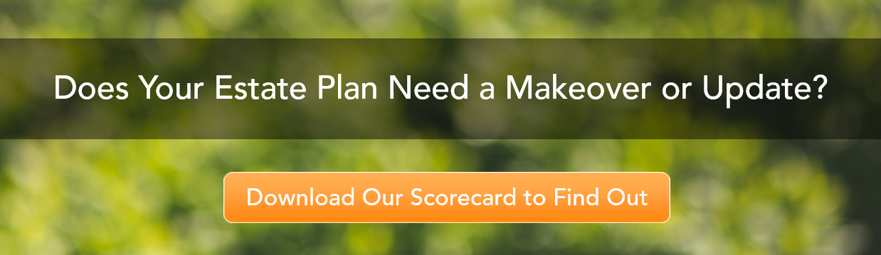 estate planning scorecard