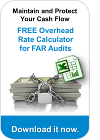 FAR Overhead Rate Calculator