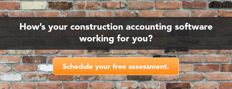 Free Construction Accounting Software Assessment