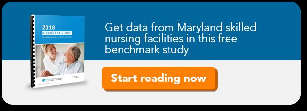 2018 Maryland Skilled Nursing Facility Benchmark Study