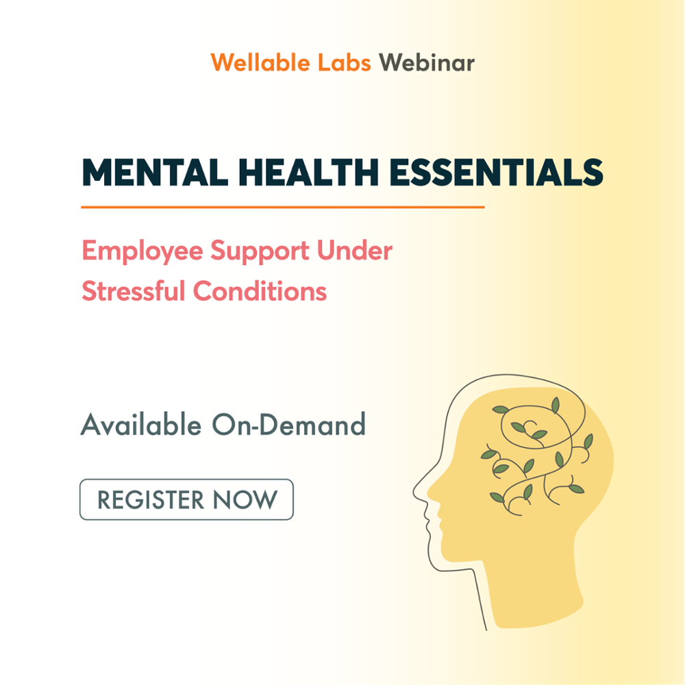 Mental Health Essential Webinar