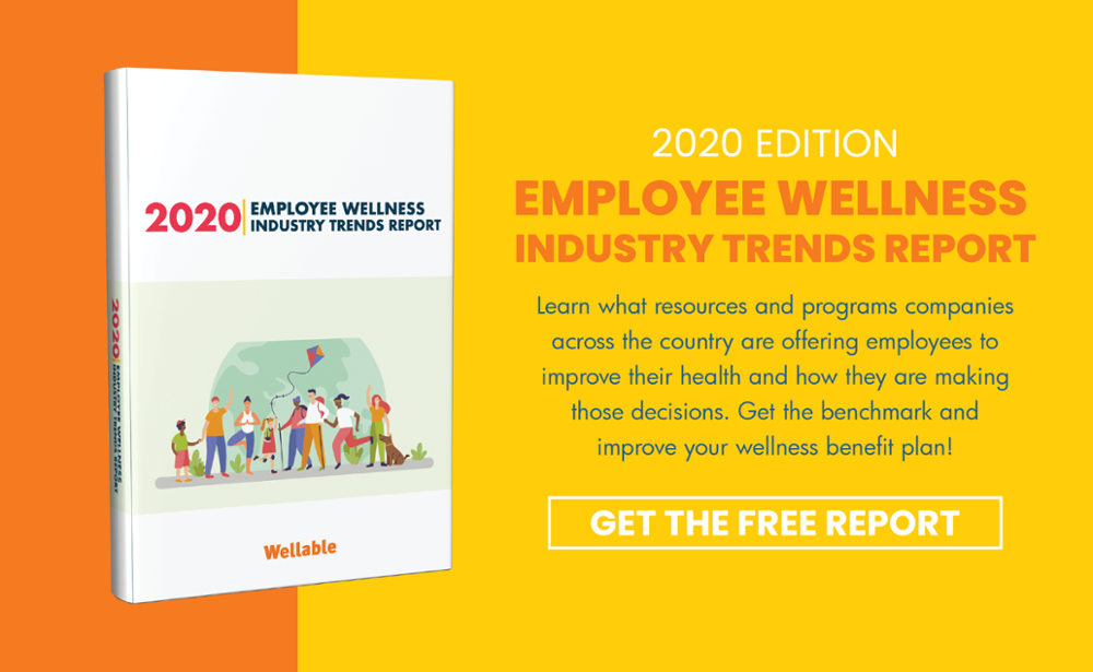 Download 2020 Employee Wellness Industry Trends Report