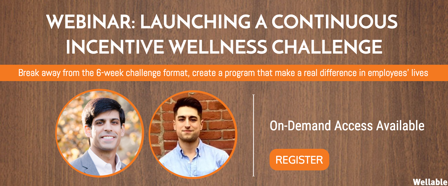 Webinar: Launching A Continuous Incentive Wellness Program