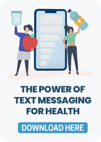 Power of Text Messaging for Health by Wellable