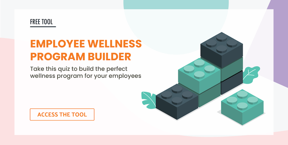 Access Employee Wellness Program Builder