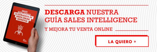 guía sales intelligence estrategia venta online