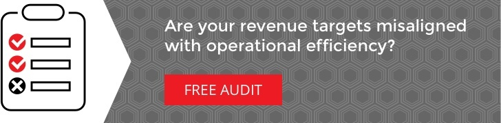 Are your revenue targets misaligned with operational efficiency? Get a free digital commerce technology audit to find out why