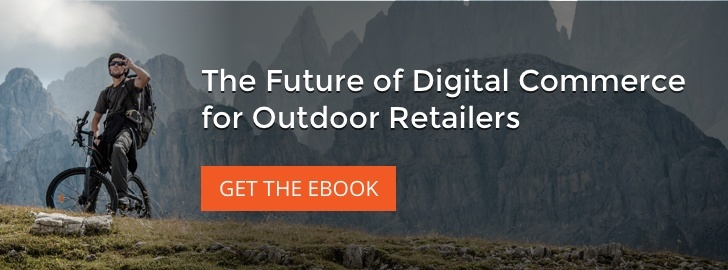 Get the eBook -- The Future of Digital Commerce for Outdoor Retailers