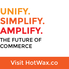 Unify. Simplify. Amplify. The Future of Commerce >> Visit HotWax.co