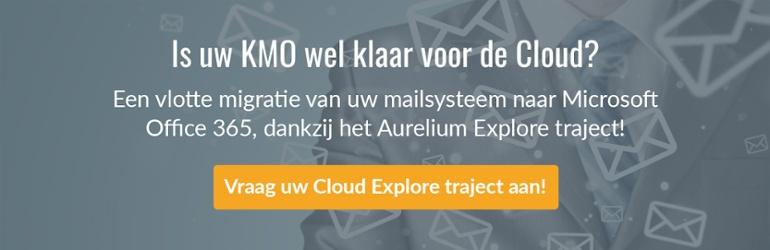 Is uw KMO klaar voor de cloud? Vraag uw Cloud Audit aan!