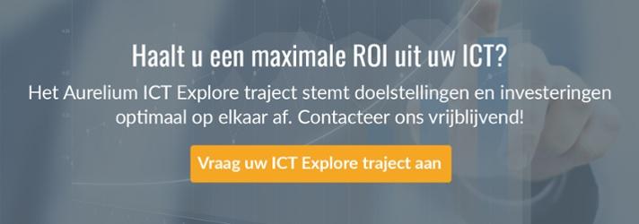 ICT Audit: Haalt u een maximale ROI uit uw ICT?