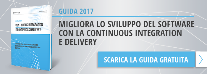 Scarica guida Continuous integration e delivery