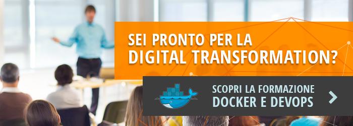 Formazione Docker e DevOps