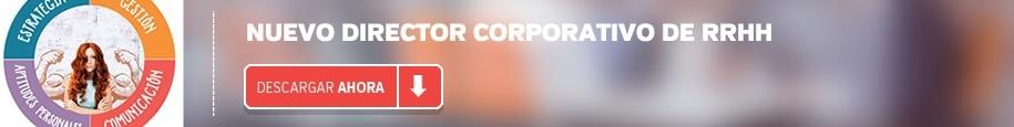 Nuevo director corporativo de RRHH