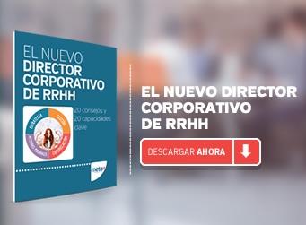 El nuevo director corporativo