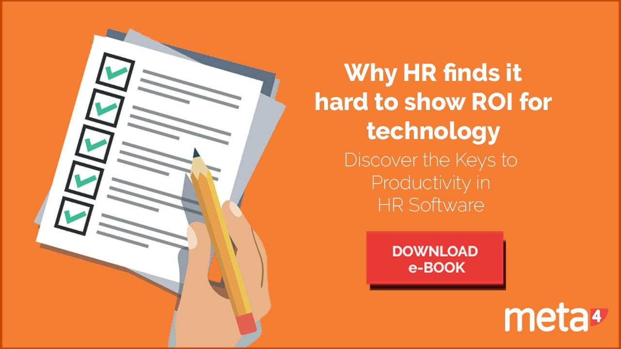 Download e-Book: Why HR finds it hard to show ROI for technology