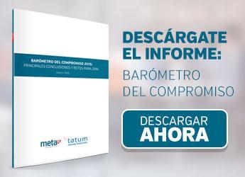 Descárgate el informe: Barómetro del compromiso