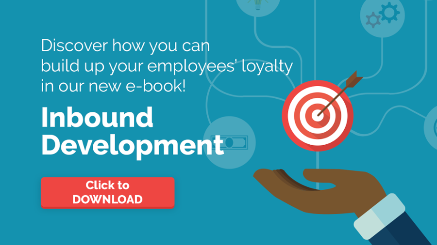 Download the new e-Book - Inbound Development