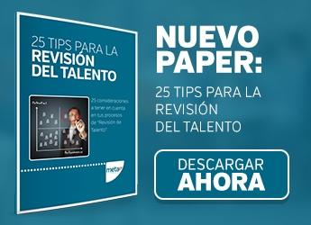 Descarga el ebook 25 tips para la revisión del talento