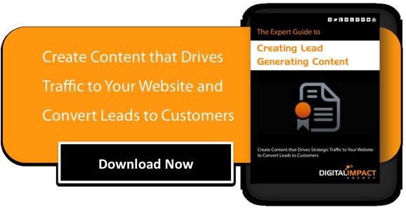 Content Marketing Houston Digital Impact Agency