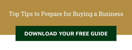 Top Tips to Prepare for Buying a Business Download Your Free Guide