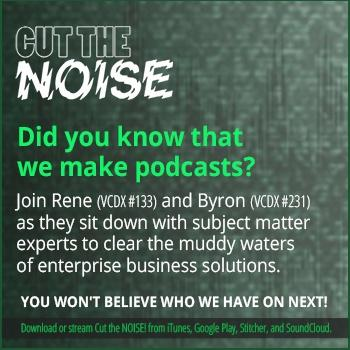 RoundTower - Cut the NOISE! Podcast with Rene and Byron -www.cutthenoise.info