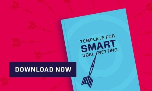 Setting SMART Marketing Goals Template