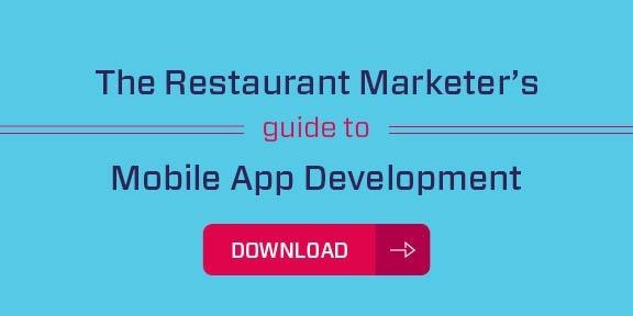 Restaurant App Checklist