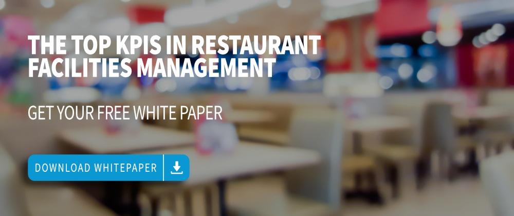 Quick Service Restaurant Facilities Management Best Practices