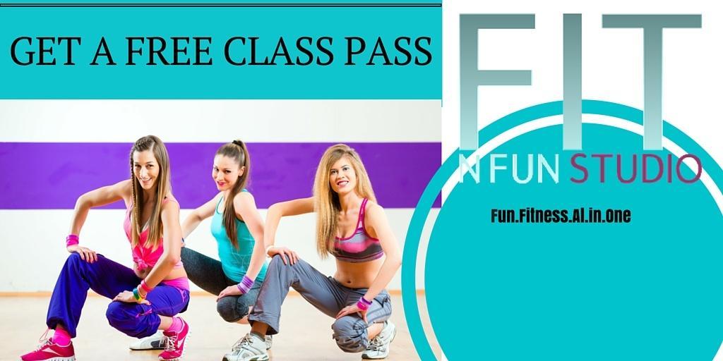 Get a free class pass