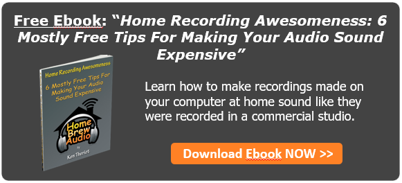 6 Tips For Making Your Home Recordings Sound Expensive