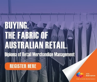 Diploma of Retail Merchandise Management