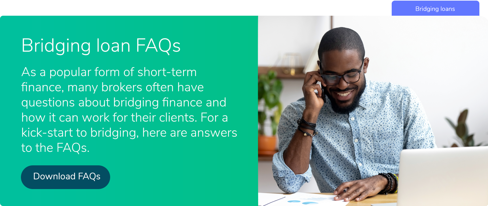 bridging loan FAQs