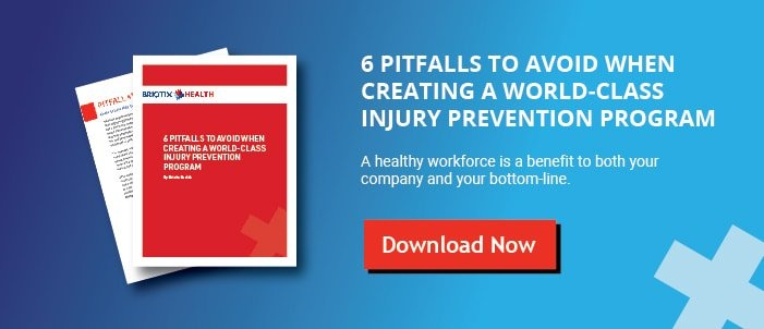 6 pitfalls - injury prevention program download