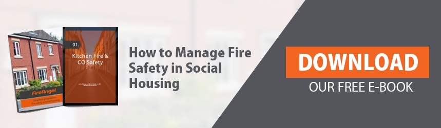 Fire safety in social housing download button