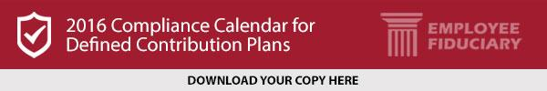 Download the 2016 Compliance Calendar