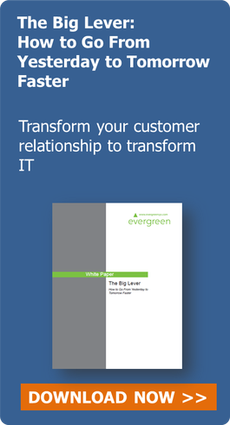 IT Transformation - Transform the IT Customer Relationship White Paper