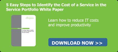 Service Portfolio 5 Easy Steps White paper