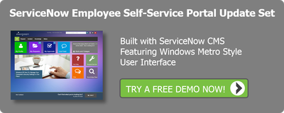 Employee Self-Service Portal Demo