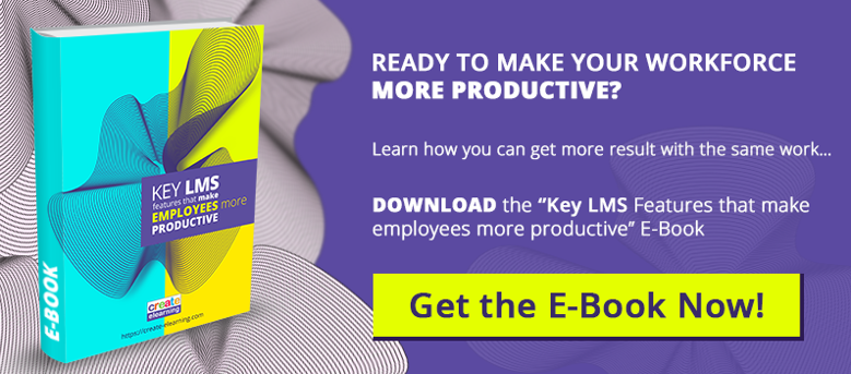 Key LMS features that make employees more productive